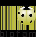 logotipo de BIOFAM